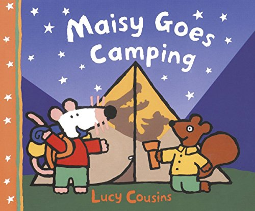 Maisy Goes Camping von Lucy Cousins