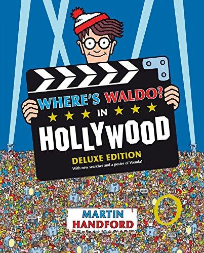 Where's Waldo? In Hollywood von Martin Handford