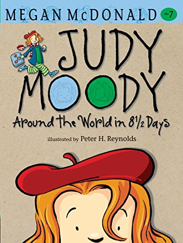 Judy Moody: Around the World in 8 1/2 Days By Mcdonald Megan
