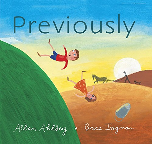 Previously By Allan Ahlberg