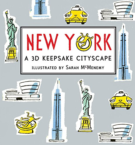 New York: Panorama Pops von Sarah McMenemy