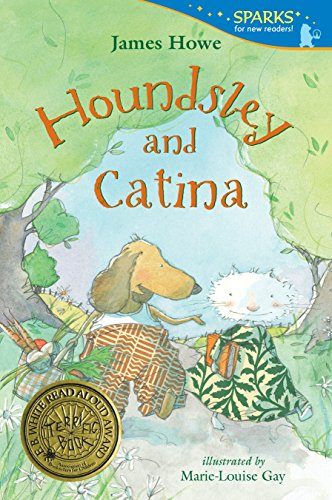 Houndsley And Catina (Candlewick Sparks) By Howe James