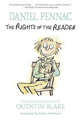 The Rights of the Reader von Daniel Pennac