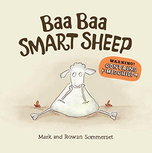 Baa Baa Smart Sheep By Mark Sommerset