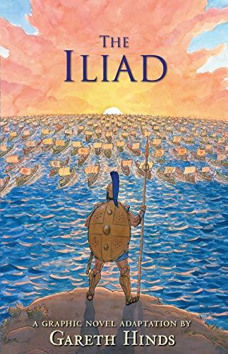 The Iliad von Gareth Hinds