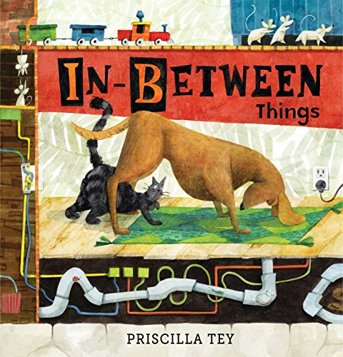 In-Between Things By Tey Priscilla