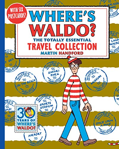 Where's Waldo? the Totally Essential Travel Collection von Martin Handford