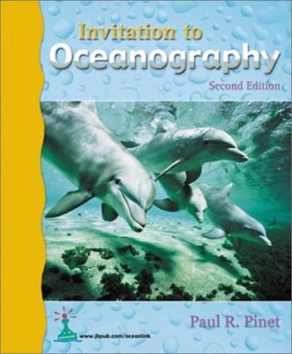Invitation to Oceanography By P. Pinet
