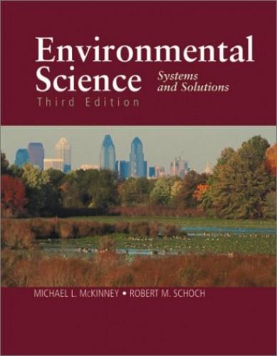 Environmental Science By Michael L. McKinney