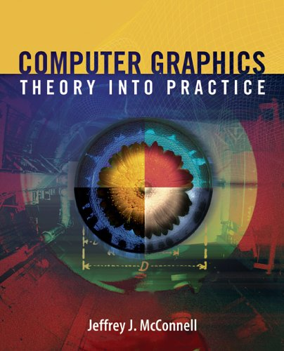 Computer Graphics By Jeffrey J. McConnell