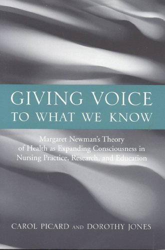 Giving Voice to What We Know By Carol Picard