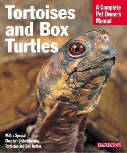 Tortoises and Box Turtles By Hartmut Wilke