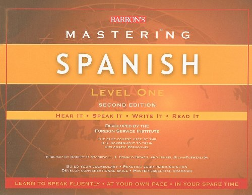 Mastering Spanish, Level 1 By Robert P Stockwell