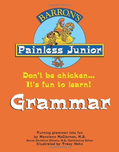 Painless Junior Grammar By Marciann Mcclarnon