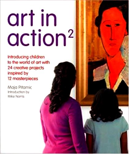 Art in Action 2 By Maja Pitamic