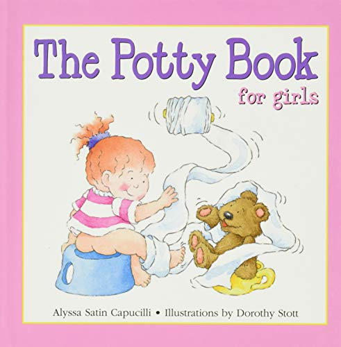 The Potty Book for Girls by Alyssa Satin Capucilli