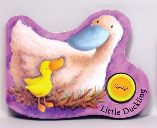 Little Duckling By Illustrated by Rebecca Harry