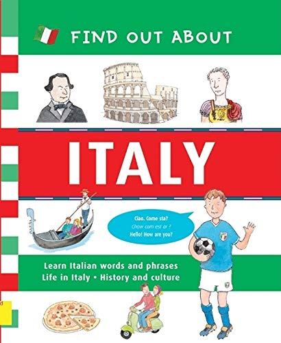 Find Out about Italy By Patricia Borlenghi