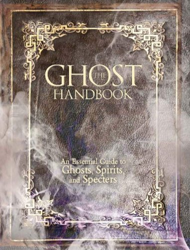 The Ghost Handbook By Dr Curran