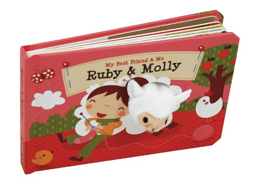 Ruby & Molly Finger Puppet Book By Annelien Wehrmeijer