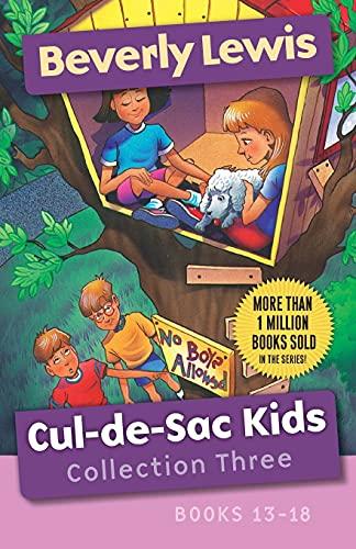 Cul-de-Sac Kids Collection Three von Beverly Lewis
