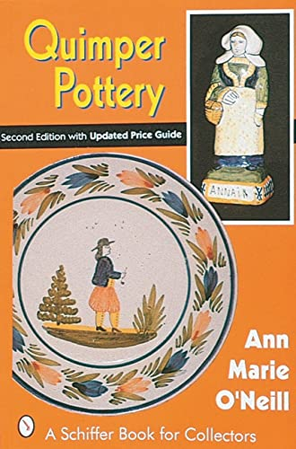 Quimper Pottery By Ann Marie O'Neill