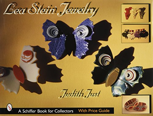 Lea Stein Jewelry By Judith Just