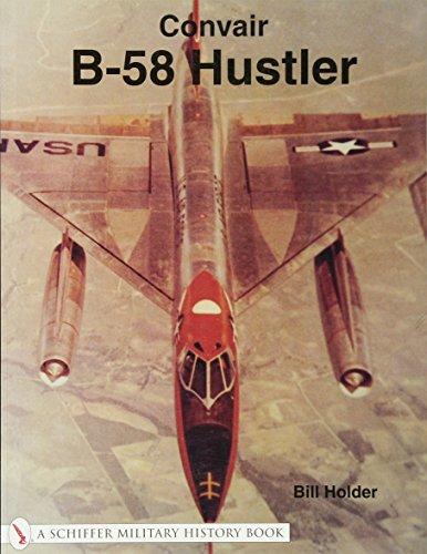Convair B-58 Hustler by Bill Holder