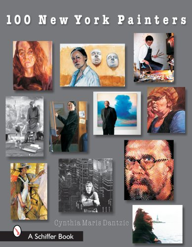 100 New York Painters By Cynthia Maris Dantzic