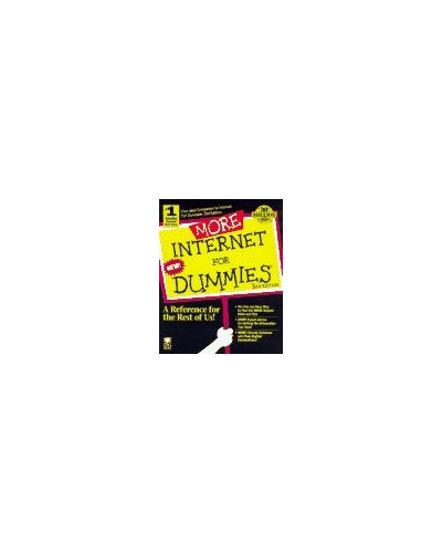 More Internet For Dummies By John R. Levine