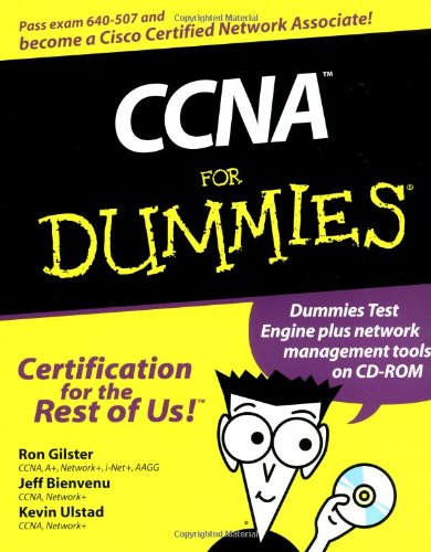 CCNA For Dummies By Ron Gilster