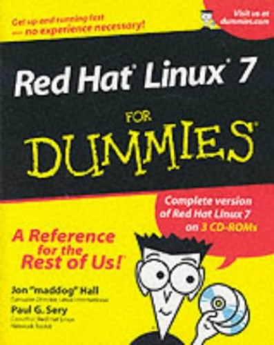 Red Hat Linux 7 For Dummies by John Hall