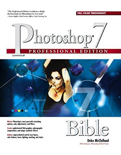 Photoshop 7 Bible By Deke McClelland