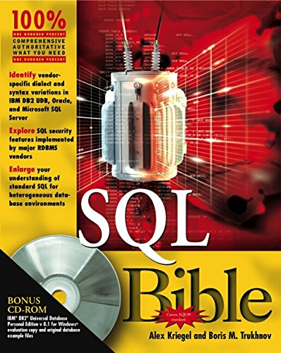 SQL Bible By Alex Kriegel