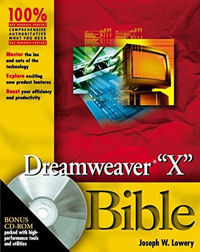 Dreamweaver MX Bible By Joseph W. Lowery