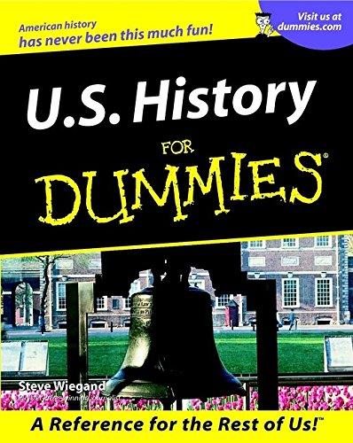 U.S. History For Dummies By Wayne A. Wiegand