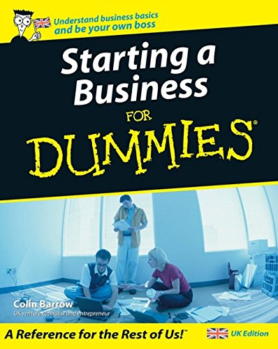 Starting a Business For Dummies by Colin Barrow