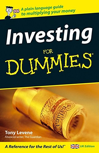 Investing for Dummies: UK Edition by Tony Levene
