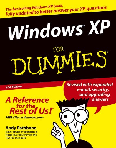 Windows XP For Dummies by Andy Rathbone