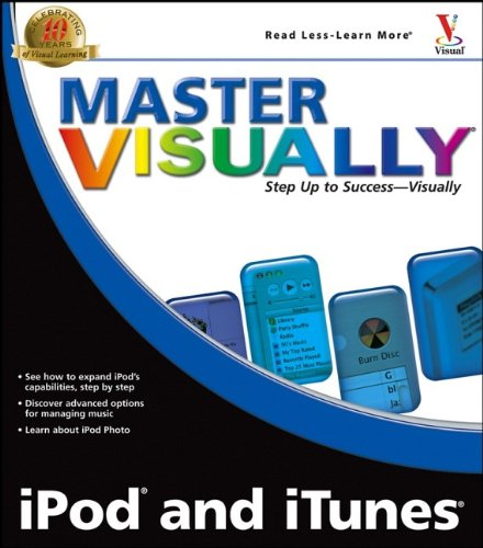 Master Visually iPod and iTunes By Bonnie Blake
