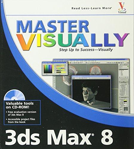 Master Visually 3ds Max 8 By Jon McFarland