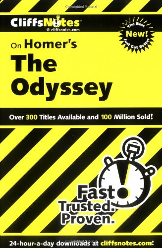 CliffsNotes on Homer's Odyssey By Stanley Baldwin