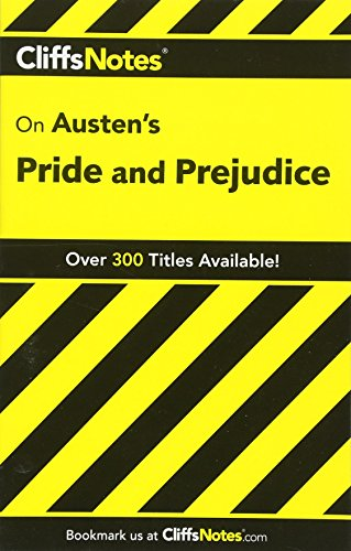 CliffsNotes on Austen's Pride and Prejudice von Eric Peterson