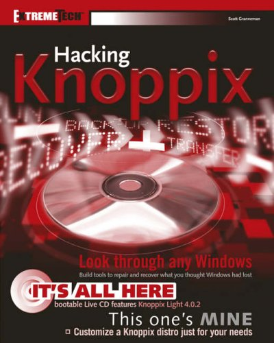 Hacking Knoppix By Benjamin Mako Hill