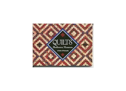 American Quilts: Postcard Book By Katie Burke