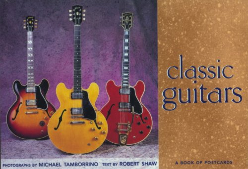 Classic Guitars By Robert Shaw
