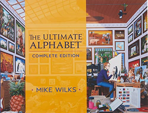 Ultimate Alphabet Complete Edition By Mike Wilks