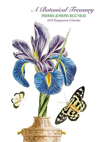 Pierre-Joseph Buc'Hoz a Botanical Treasury 2019 Diary By Pierre-Joseph Buc'hoz