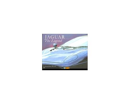 Jaguar By Jonathan Wood