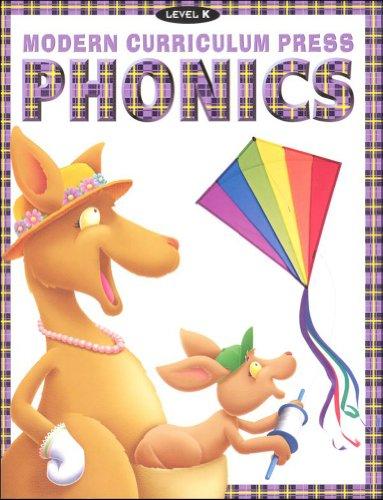 MCP Plaid Phonics Student K By Curriculum Press Modern